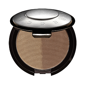 BECCA 頰彩‧修容-光影雙色修容餅 Shadow & light Bronze/ Contour Perfector