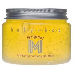 人參水晶面膜 Ginseng Purifying Gel Mask