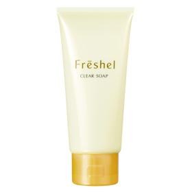 Freshel 膚蕊 其他-濃密泡沫皂霜