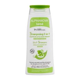 Alphanova 艾蘿若華 寶寶身體保養-寶貝溫和洗髮露 Bebe Ultra Gentle Shampoo (Tearless)