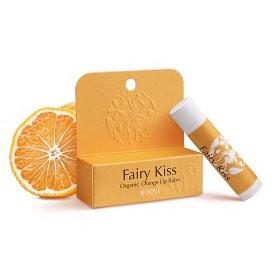 寶寶臉部保養產品-寶貝護唇膏(有機甜橙) Fairy Kiss Organic Orange Lip Balm