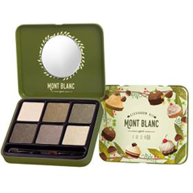 1028  眼彩系列-蒙布朗眼妝盒