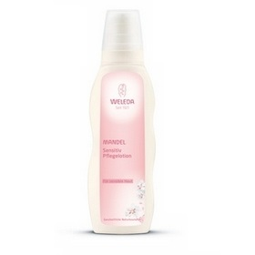 WELEDA 身體保養-甜杏仁舒敏身體乳 Almond Sensitive Skin Body Lotion