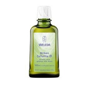 WELEDA 身體保養-白樺木纖體按摩油 Birch Cellulite Oil