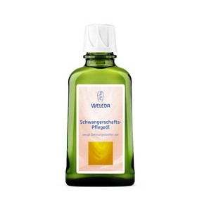 WELEDA 身體保養-孕媽咪美腹按摩油 Pregnancy massage oil