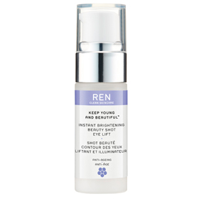 REN 抗老系列-凍齡緊緻亮眼精華 Instant Brightening Beauty Shot Eye Lift