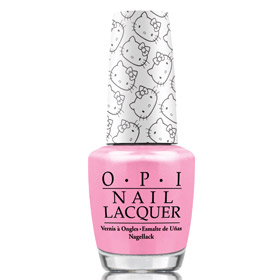 OPI 指甲油-Hello Kitty櫻花舞動系列