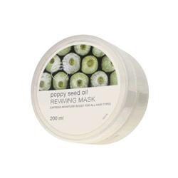 The Body Shop 美體小舖 護髮-罌栗籽3分快速滋養髮膜 POPPY SEED OIL REVIVING MASK