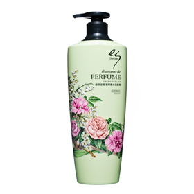 Elastine 洗髮-綠野迷情奢華香水洗髮精