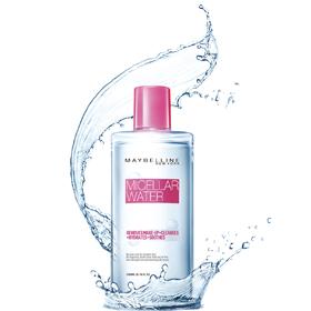 MAYBELLINE媚比琳 卸妝系列-一拭即淨深層保濕卸妝水