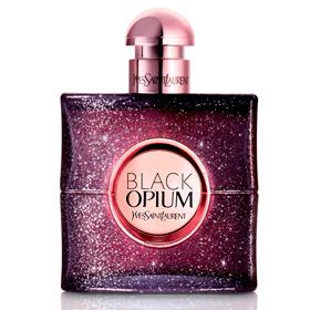YSL 聖羅蘭  女性香氛-黑鴉片香水夜幕版