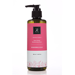玫瑰保濕嫩白化妝水 Rose Flower Moisturizing Toner