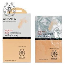 APIVITA 艾蜜塔 髮品-人參滋養修護髮膜(6包入)