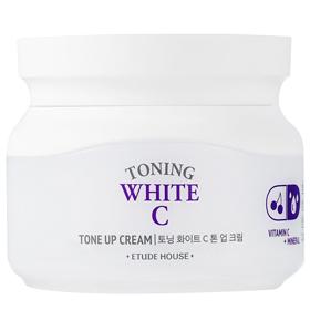 ETUDE HOUSE  乳霜-美白C大調莓果精粹補光水凝霜(日用)