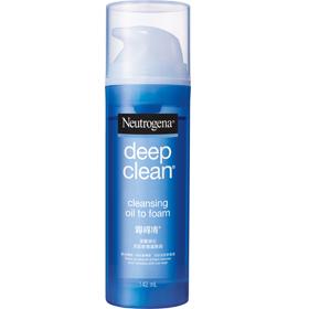 Neutrogena 露得清 臉部卸妝-洗卸輕透潔顏油 Deep Clean Cleansing Oil to foam