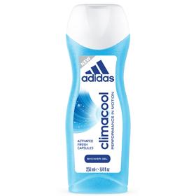 adidas 愛迪達 女用美體沐浴露系列-女用動感香氛沐浴露