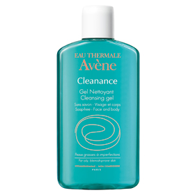 Avene 雅漾 控油抗痘系列-控油清爽潔膚凝膠 Cleanance Gel
