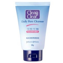 Clean&Clear 可伶可俐 洗顏-毛孔潔淨洗面露