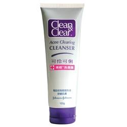 Clean&Clear 可伶可俐 洗顏-清痘洗面露