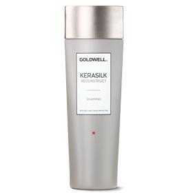 GOLDWELL 歌薇 洗髮-水誘光晶漾髮浴 Kerasilk Reconstruct Shampoo