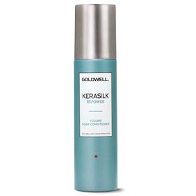GOLDWELL 歌薇 潤髮-輕絨光豐盈泡泡髮護 Kerasilk Repower Volume Foam Conditioner