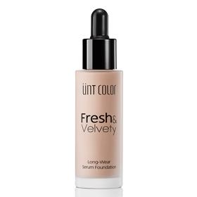 UNT  彩妝系列-輕透絲絨感持久粉底