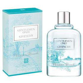 GIVENCHY 紀梵希 男性香氛-都會紳士淡香水 巴黎假期