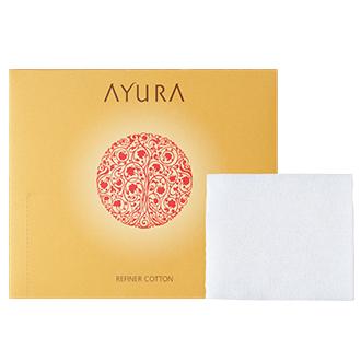 AYURA  水潤透白系列-淨透角質調理化粧棉