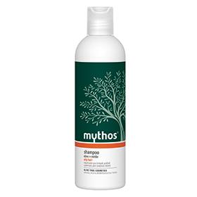 Mythos 米索思 hair-橄欖+蕁麻菁萃舒緩輕盈洗髮精