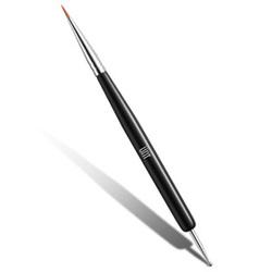 2-in-1 Polka Dotting/Detailing Pen 雙頭點珠勾勒彩繪筆