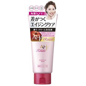 BCL  臉部卸妝-AHA喚顏洗面乳