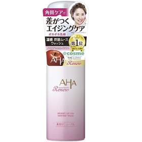 BCL  臉部卸妝-AHA喚顏卸妝凝乳