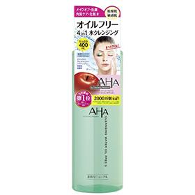 BCL  臉部卸妝-AHA柔膚卸妝液