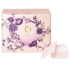 SHISEIDO 資生堂-專櫃 臉部保養用具-溫°C美肌化粧棉
