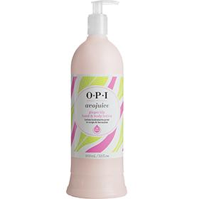 OPI 身體保養-野薑花果浴乳液