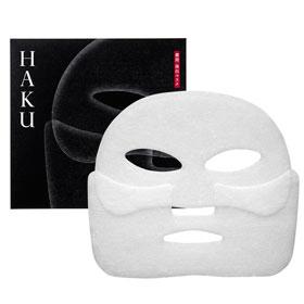 SHISEIDO資生堂-專櫃 驅黑淨白系列-驅黑淨白面膜3D