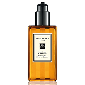 JO MALONE 沐浴清潔-青檸羅勒與柑橘淋浴油 Lime Basil & Mandarin Shower Oil