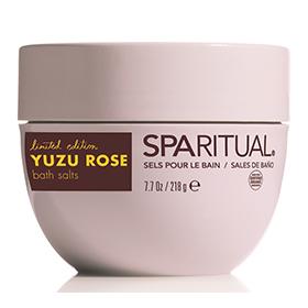 SPARITUAL 身體保養-柚香精油海鹽