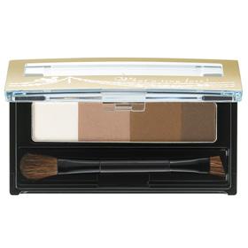 眉彩產品-立體光效四色眉粉盒