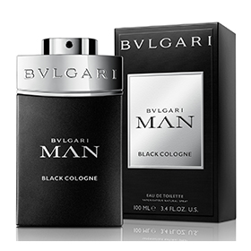 BVLGARI 寶格麗 男仕香氛-當代冰海男性古龍淡香水 MAN BLACK COLOGNE