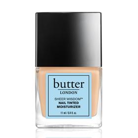 butter LONDON 指甲油卅美甲修護系列-裸感光癮潤甲油