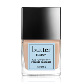 butter LONDON 指甲油-完美遮瑕飾底油 Nail Foundation Priming basecoat