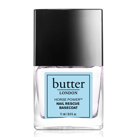 butter LONDON 指甲油-超強馬力救護油 Horse Power Nail Rescue Basecoat