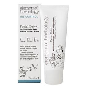 Elemental Herbology 清潔面膜-亞馬遜泥控油面膜