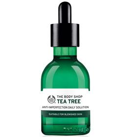 The Body Shop 美體小舖 前導保養-茶樹淨膚淨化調理菁萃