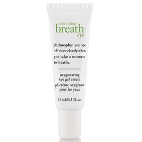philosophy 眼部保養-深呼吸活氧防護眼霜
