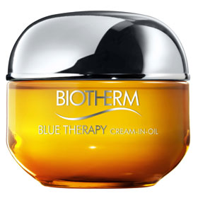Biotherm 碧兒泉 乳霜-神奇亮顏修護精華油乳霜