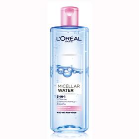 臉部卸妝產品-三合一卸妝潔顏水(保濕型)