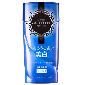 AQUA LABEL 水之印 晶透白系列-晶透白柔膚乳液(清爽型)
