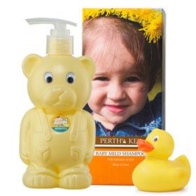PERTH'S KEY 栢司金 洗髮-我的寶寶溫和洗髮露